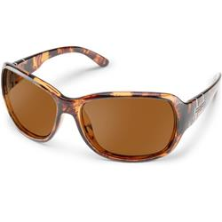 Suncloud Limelight, Tortoise Frame, Polarized Brown Lens-Not Applicable
