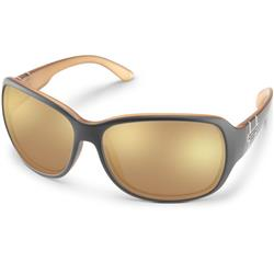 Suncloud Limelight, Black Honey Backpaint Frame, Polarized Sienna Mirror Lens-Not Applicable
