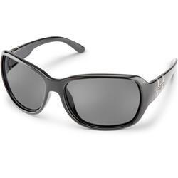 Suncloud Limelight, Black Frame, Polarized Gray Lens-Not Applicable