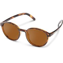 Suncloud Low Key, Tortoise Frame, Polarized Brown Lens-Not Applicable