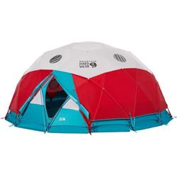 Mountain Hardwear Stronghold Dome Tent-Alpine Red