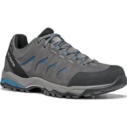 Scarpa Moraine GTX - Mens-Grey / Lake Blue