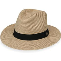Wallaroo Hats Palm Beach - Mens-Beige