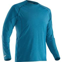 NRS Canada H2Core Silkweight LS - Mens-Moroccan Blue