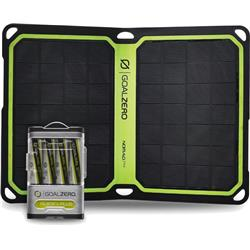 Goal Zero Guide 10 Plus Solar Kit with Nomad 7 Plus-Not Applicable