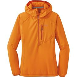 Outdoor Research Whirlwind Hoody - Womens-Pumpkin