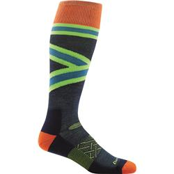 Darn Tough Socks Rumble OTC Cushion Socks - Mens-Navy