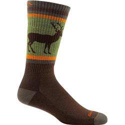 Darn Tough Socks Uncle Buck Boot Cushion Socks - Mens-Brown