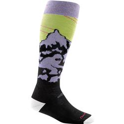 Darn Tough Socks Yeti OTC Light Socks - Womens-Lime