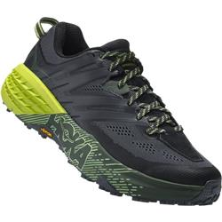 Hoka Speedgoat 3 - Mens -Ebony / Black