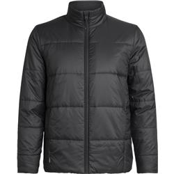 Icebreaker Collingwood Jacket - Mens-Black