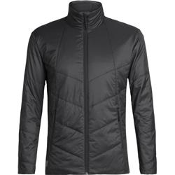 Icebreaker Helix Jacket - Mens-Black