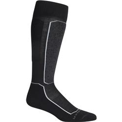 Icebreaker Ski+ Light Over The Calf - Womens-Black