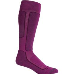 Icebreaker Ski+ Medium Over The Calf - Womens-Amore / Lotus