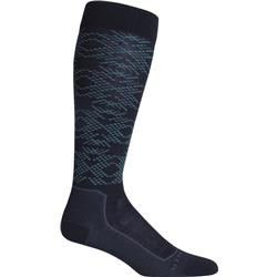 Ski+ Ultralight Over The Calf Merino Crystalline - Womens