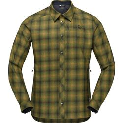 Tamok Wool Shirt - Mens