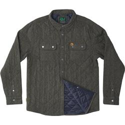 Hippy Tree Cutler Jacket - Mens-Forest