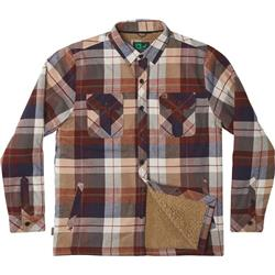 Hippy Tree Refugio Jacket - Mens-Rust