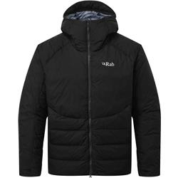 Rab Infinity Light Jacket - Mens-Black