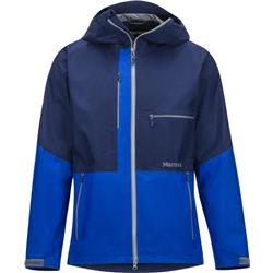 Marmot Cropp River Jacket - Mens-Arctic Navy / Surf