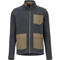 Marmot Gilcrest Jacket - Mens-Dark Steel Heather / Cavern
