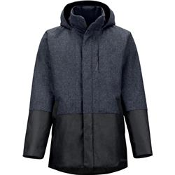 Marmot Giorgio Coat - Mens-Black Heather / Black