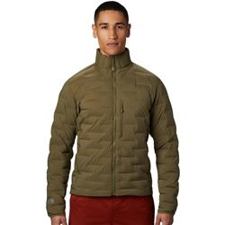 Mountain Hardwear Super/DS Jacket - Mens-Combat Green
