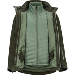 Marmot KT Component Jacket - Mens-Rosin Green
