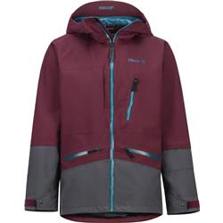 Marmot Moment Jacket - Mens-Fig / Dark Steel
