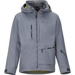 Marmot Refuge Jacket - Mens-Steel Onyx