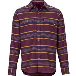 Marmot Zephyr Cove Midweight Flannel LS - Mens-Fig
