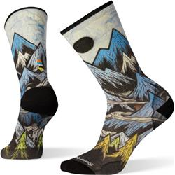 Curated Mountain Ventures Crew Socks - Mens