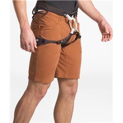 "The North Face North Dome Shorts, 12"" Inseam - Mens-Caramel Cafe"
