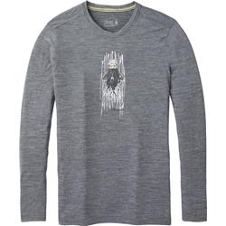 Merino Sport 150 Old Man Winter LS Tee - Mens