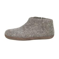 Ambler  Carlyle Slippers - Unisex-Heather Grey