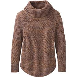 Prana Callisto Sweater - Womens-Dark Mauve