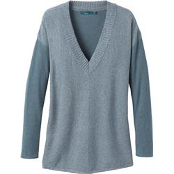 Prana Cedros Sweater Tunic - Womens-Blue Note