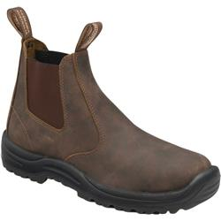 Blundstone Chunk Sole - 492 - Rustic Brown-Not Applicable