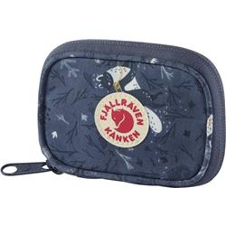 Fjallraven Kanken Art Card Wallet-Blue Fable