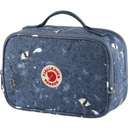 Fjallraven Kanken Art Toiletry Bag-Blue Fable