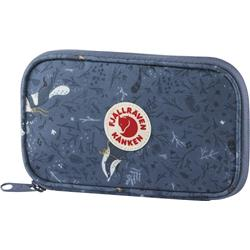 Fjallraven Kanken Art Travel Wallet-Blue Fable