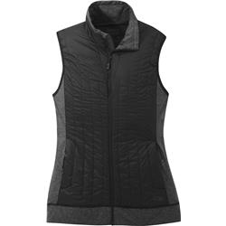Outdoor Research Melody Hybrid Vest - Womens-Black