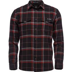Valley LS Flannel Shirt - Mens