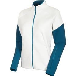 Mammut Mammut Logo ML Jacket - Womens-Highway / Sapphire Melange