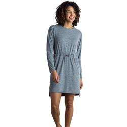 ExOfficio - Techstyle International Inc.  Sol Cool Kaliani Hoody Dress - Womens-Carbon Heather