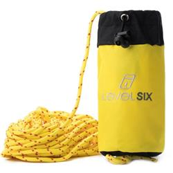 Level 6 Hornet - 16m Throw Rope-Yellow