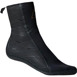 Level 6 Slate Sock-Black