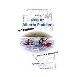 Assorted Publishers Mark`s Guide for Alberta Paddlers - 2nd Edition-Not Applicable