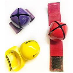 Bear Bell - Single Bell - Assorted Colors