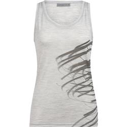 Tech Lite Merino Tank - Birds In Flight - Womens